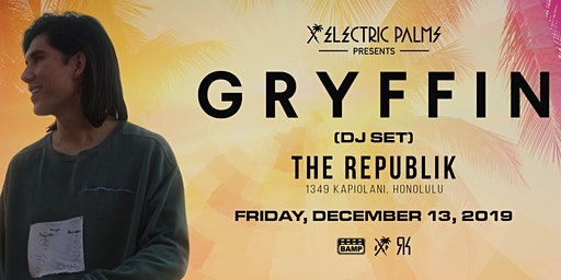 Gryffin - DJ Set - SOLD OUT
