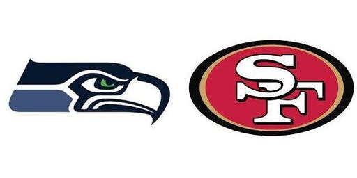 Hyve 49ers vs. Seahawks Watch Party
