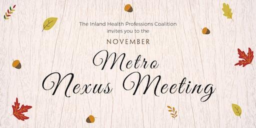Metro Nexus Meeting