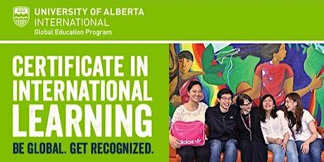 Certificate in International Learning Orientation (CIL) tickets