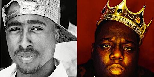 BIGGIE VS. TUPAC - A DJ TRIBUTE - WHO'S THE GREATEST RAPPER??