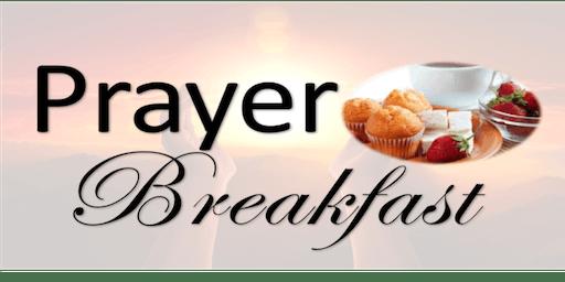 Fresh Wind Prayer Breakfast & Birthday Celebration