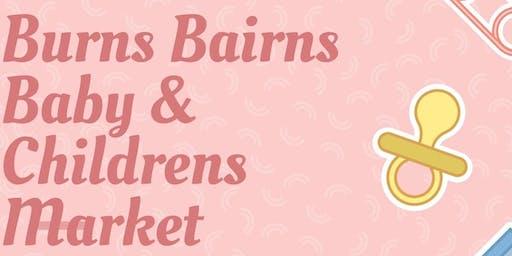 Burns Bairns Baby & Children's Market