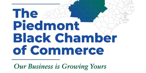 The Piedmont Black Chamber of Commerce Networking Event