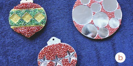 Boomerang Holiday Ornaments Workshop tickets