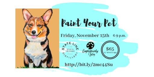 Paint Your Pet at State Line