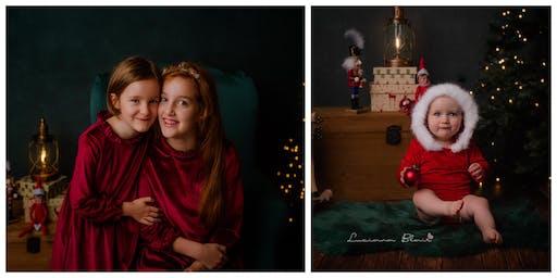 Fine Art Christmas Minis 2019