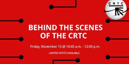 Tour of the CTRC