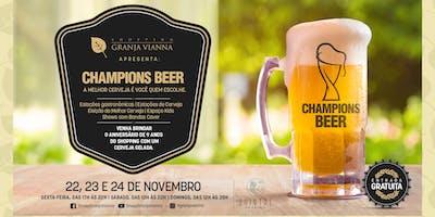 Champions Beer - Granja Vianna