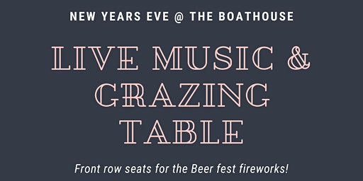 NYE @ The Boathouse