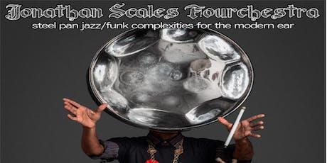 Jonathan Scales Fourchestra, Jess Fuller Trio, Dougy Oak, Jehlad Hickson tickets