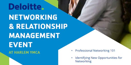 Deloitte Networking and Relationship Management Event