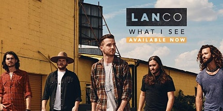 LANCO Feb 15th 2020:  What I see Tour At The Bluestone tickets