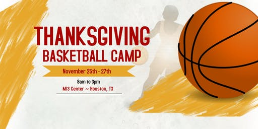 Thanksgiving Basketball Camp