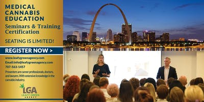 Missouri  Marijuana Industry Employment Training Workshop - St. Louis