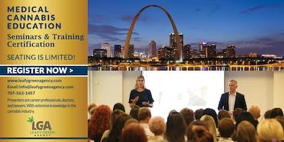 Medical Marijuana Industry Employment Training Workshop - Missouri