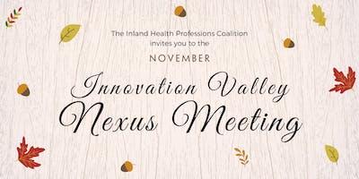 Innovation Valley Nexus Meeting