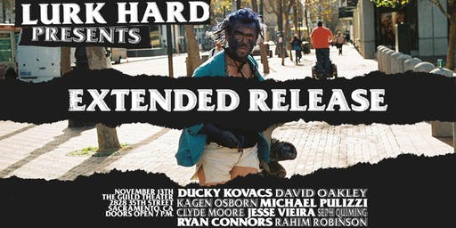 "Lurk Hard ""EXTENDED RELEASE"" Video"