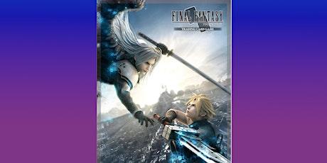 Final Fantasy TCG tickets