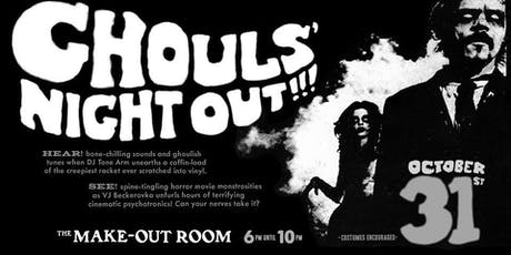 GHOUL'S NIGHT OUT tickets