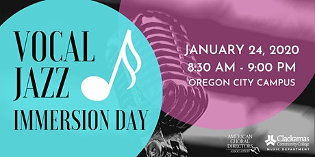 Vocal Jazz Immersion Day tickets