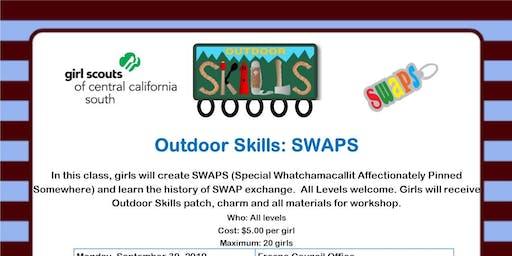 Outdoor Skills: SWAPS - Madera