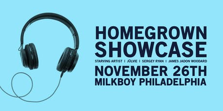 HomeGrown Open Mic Showcase tickets