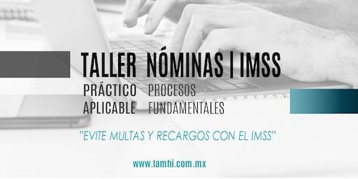 Taller práctico Nóminas/IMSS