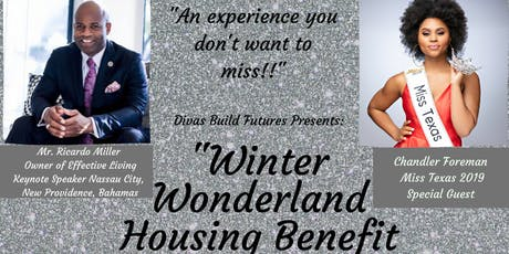 Winter Wonderland Benefits Gala tickets