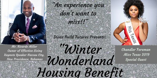 Winter Wonderland Benefits Gala