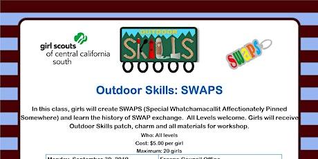 Outdoor Skills: SWAPS - Ridgecrest tickets