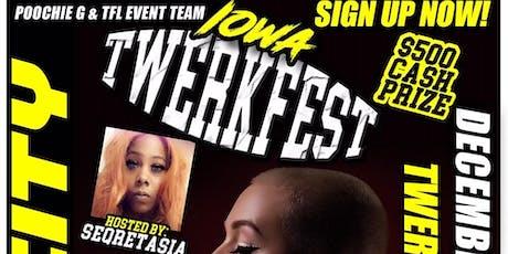 Twerkfest tickets