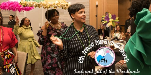 MARDI GRAS BRUNCH - Jack and Jill Fundraising Event