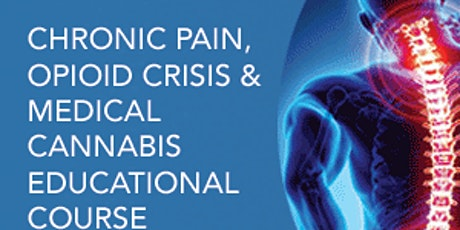 Chronic Pain, Opiate Crisis and Medical Cannabis GP course tickets