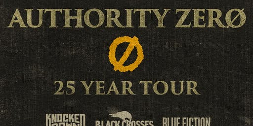 Authority Zero @ Holy Diver