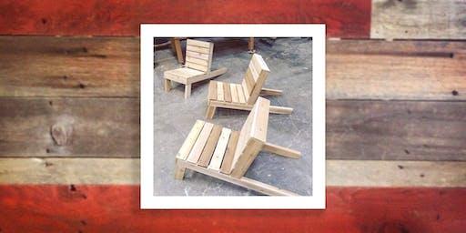 DIY Adirondacks You'll Chairish
