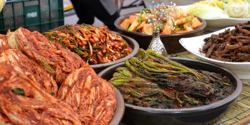 The 12th Annual Korean KIMCHI FESTIVAL  *Come enjoy FREE SAMPLES & Buffet!*