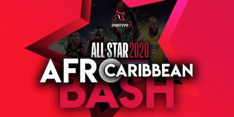 NBA 2020 ALLSTAR WEEKEND | AFRO-CARIBBEAN BASH tickets