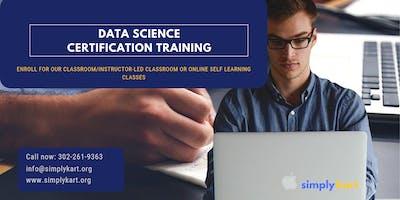 Data Science Certification Training in Moosonee, ON