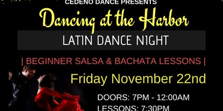 Marin Latin Social November Edition tickets