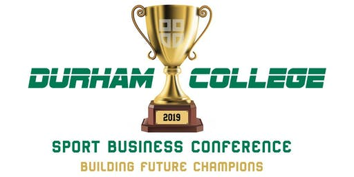 Durham College: Sport Business Conference 2019