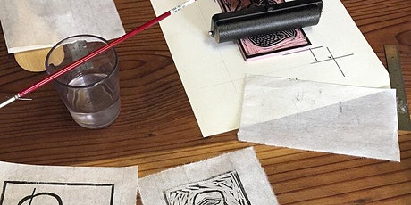 Introduction to Linoleum Relief Workshop with Solange Roberdeau tickets
