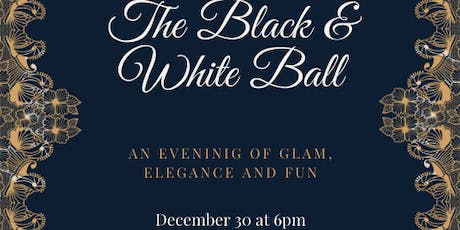 The Black & White Ball tickets