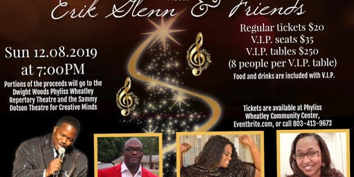 Erik Glenn and Friends Christmas Concert