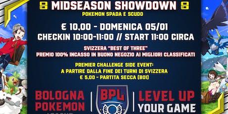 BPL x Mss + PC - SPADA & SCUDO! biglietti