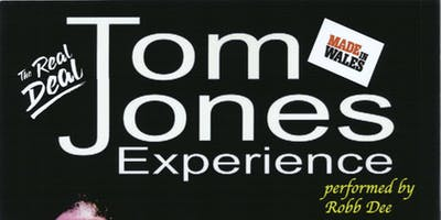 TOM JONES EXPERIENCE Featuring Robb Dee