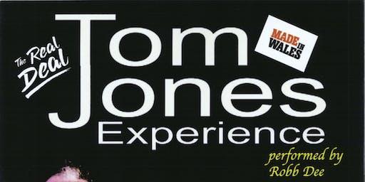 TOM JONES EXPERIENCE Featuring Robb Dee