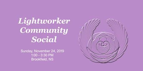 Lightworker Community Social tickets