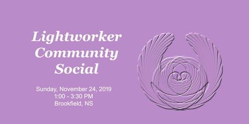 Lightworker Community Social
