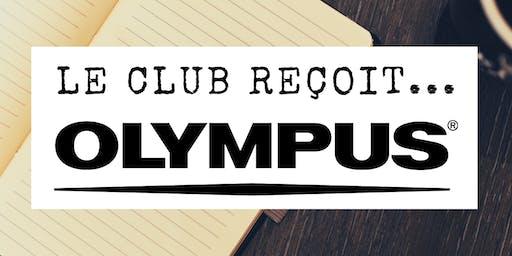 Le club reçoit : Olympus